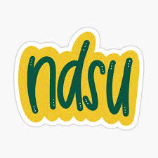 Ndsu Stickers Redbubble