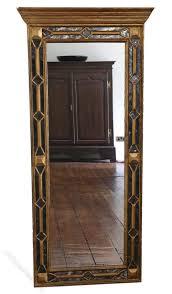 full length gilt hall wall mirror