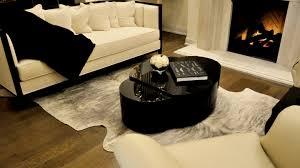 leather rugs hair on hide rugs