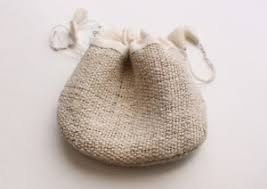 drawstring jewellery gift bag pouch