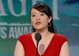 Female film producer Mynette Louie explains the problems women in Hollywood  face.