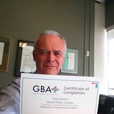 "Peter M Boehm on Twitter: ""C'est fait! I did it; Gender Based Analysis+  course; we all should and can!… """