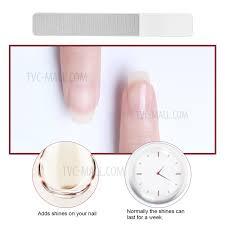 nail shiner manicure pedicure nail care