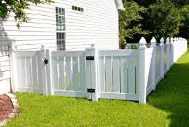 Raleigh Vinyl Fencing Builders Seegars Fence Company