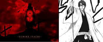 Tsukuyomi (Itachi Uchiha) vs Kyoka Suigetsu (Sosuke Aizen ...