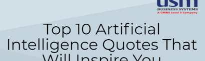 top artificial intelligence quotes that will inspire you