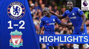 Chelsea 1-2 Liverpool | Wonder Goal! Kanté Returns in Style ?