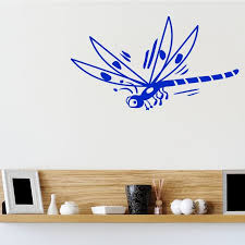Dragonfly Animal Wall Sticker Decal World Of Wall Stickers