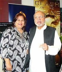 Spotted: Shyam Benegal in Singapore - Rediff.com movies
