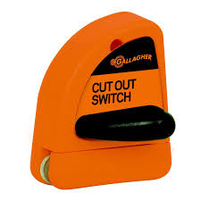 Gallagher Electric Fence Cut Off Switch Orange Ace Hardware
