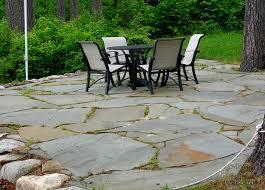 patio stones design ideas flagstone on