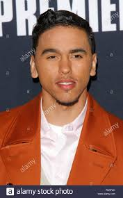 "Adrian Marcel at the World Premiere of Universal Pictures' ""Pitch ..."