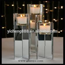 wedding centerpiece decor silver