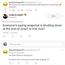 No, Snapchat Isn't Shutting Down ...
