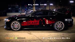 Deadpool Wrap In Need For Speed 2015 Youtube