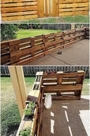 Modern Design In 2020 Pallet Fence Diy Fence Design Garden Design
