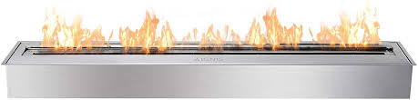 bio ethanol ventless fireplace burner
