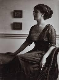 Ada Nemesis Pearson Cooper, wife of John Galsworthy, England, UK, 1912 |  E.O. Hoppé Estate Collection
