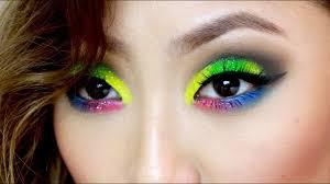 rave makeup tutorial you