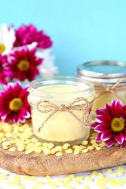 diy body balm beeswax almond oil