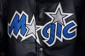 nba orlando magic satin starter team