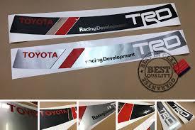 Trd Ae86 Windshield Decal Sun Strip Visor Windscreen Sticker Banner Ebay