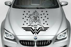 Automotive Wonder Woman Rear Window Decal Graphic Sticker Car Truck Suv Van 531 Catbatourbooking Com