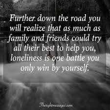 quotes about loneliness com