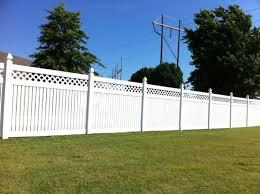 china garden privacy fencing