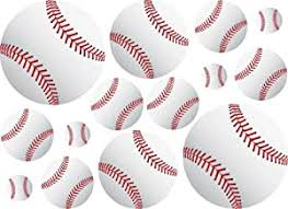 42 Baseball Ball Wall Decor Art Stickers Decals Vinyls Other Products Amazon Com