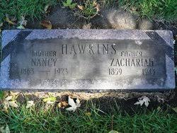 Nancy Adeline Tigard Hawkins (1863-1923) - Find A Grave Memorial