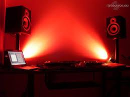 diy dj table with lights dj booths