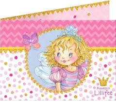Alas De Mariposa Princesa Lillifee 8 Invitaciones Cumpleanos