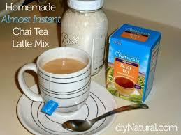 chai latte recipe a powder mix recipe