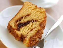 cinnamon swirl bundt cake recipe