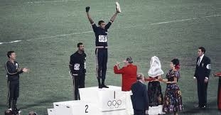 Legendary Olympic Athletes Tommie Smith and John Carlos Earn ...