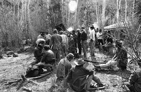 "Jeremiah Johnson"" Movie Set in Whiterocks Canyon   Uintah County Library    J. Willard Marriott Digital Library"