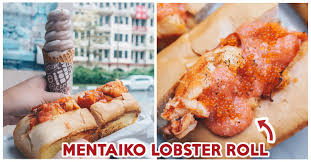 Nett Mentaiko Lobster Roll ...