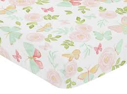 toddler fitted crib sheet