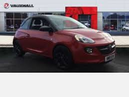 Used Red Vauxhall Adam Griffin Cars for Sale   Motors.co.uk