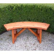 diy patio benches redwood outdoor