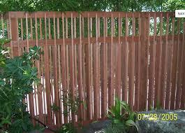 Fence Ideas Horizontal And Vertical Slats Neighborhood Nursery Fence Design Fence Privacy Fence Designs