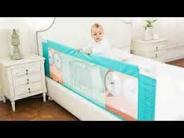 Install Video Guide For The Baby Bed Fence Baby Bed Rails Guard Youtube