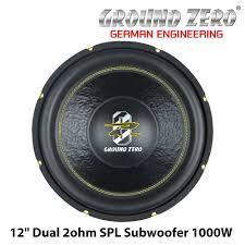 Ground Zero GZHW 30spl Gold 12