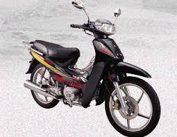 110cc thailand honda motorcycle id