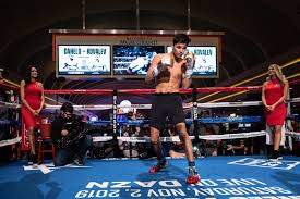 the ryan garcia project can the 21