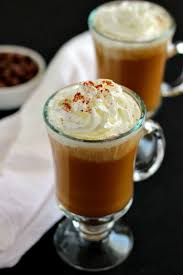 iced mocha cappuccino