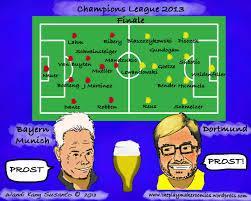 Prost! Champions League 2013 Finale