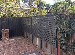 Fencing Metal Designs One Eco