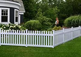 Amazon Com White Picket Fence